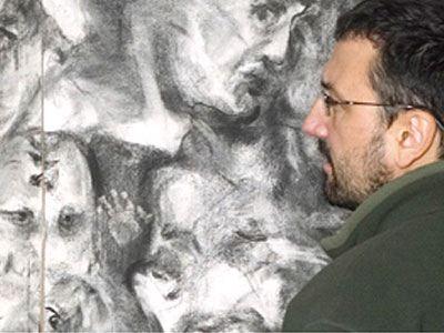 Το πρόσωπο πίσω από τα πρόσωπα – Συνέντευξη του Χρήστου Αλαβέρα στον Entropia Radio